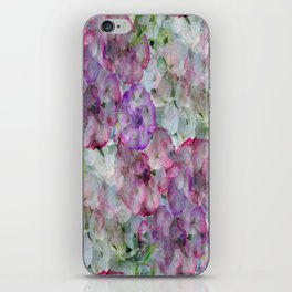 Mesmerizing Floral Abstract iPhone Skin