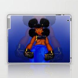 Tough Girl Laptop & iPad Skin