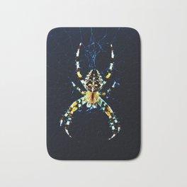 European Garden Spider Bath Mat