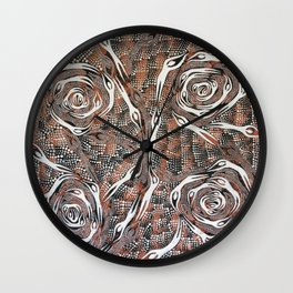 Land_Spirits#7_GeoffSellman Wall Clock