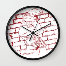 SFV ALEX Wall Clock