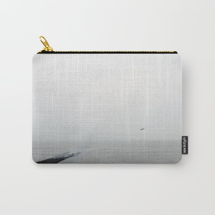 Alone in Mist Carry-All Pouch