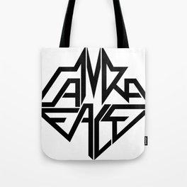 CamRaFace Logo for T-Shirts Tote Bag