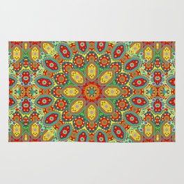 Colors of India Rug