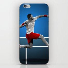 Jo-Wilfried Tsonga iPhone Skin