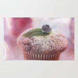 Sweet fruit muffin fine  Rug