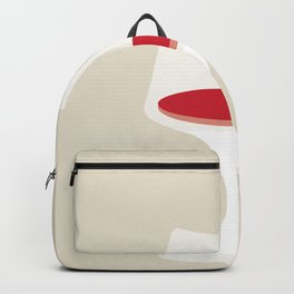 Tulip Chair by Eero Saarinen Backpack