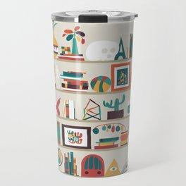 The shelf Travel Mug