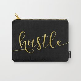 Hustle in gold Carry-All Pouch
