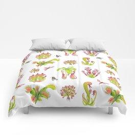 Carnivorous Plants Comforters
