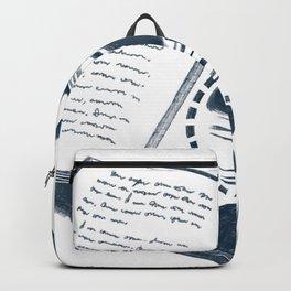 A Vivid Imagination Backpack