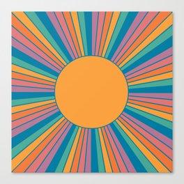 Sunshine State Canvas Print
