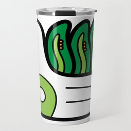 Crop Harvesting Travel Mug