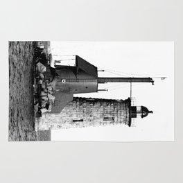 Whaleback Lighthouse Rug