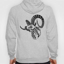 Tribal Goat Hoody