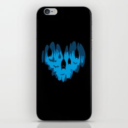 Bats Love Caves iPhone Skin