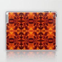28. Fire of Katniss Everdeen Laptop & iPad Skin