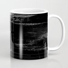 Mona Lisa Glitch Coffee Mug