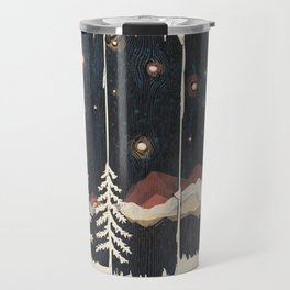 A Starry Night in the Mountains... Travel Mug