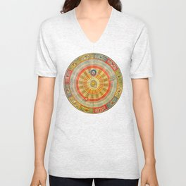 Caught in the Middle Unisex V-Neck