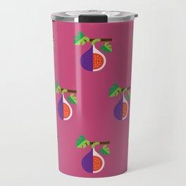 Fruit: Fig Travel Mug