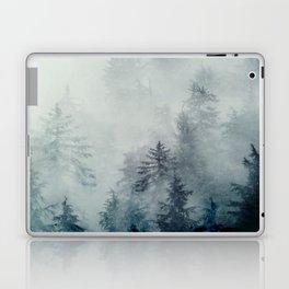 The hollows in fall Laptop & iPad Skin