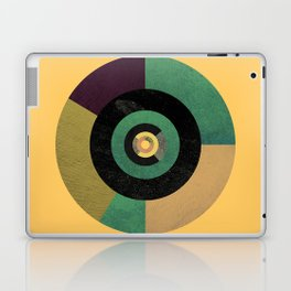 Circle Fibonacci.2 Laptop & iPad Skin
