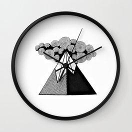 Mt. Zion Wall Clock