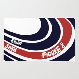 Elliott Smith Figure 8 Rug