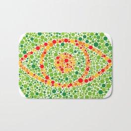Colour Blindness Eye Bath Mat