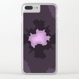 Crystallization Clear iPhone Case