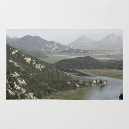 Rijeka Crnojevica  Montenegro Rug