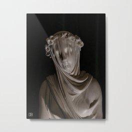 Statue. Metal Print
