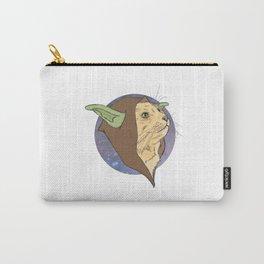 I Am Yodacat Carry-All Pouch