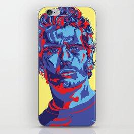 Henry Cavill Portrait iPhone Skin