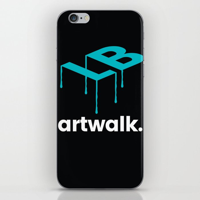 Long Beach Art Walk iPhone Skin