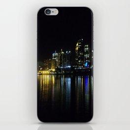 Cityscape  iPhone Skin