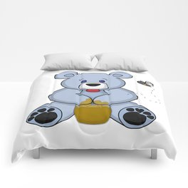 Hunny Bear Comforters