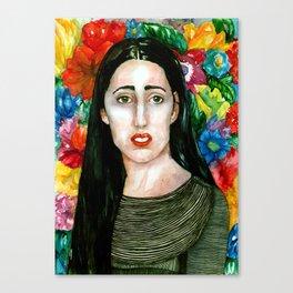 Pandora Canvas Print
