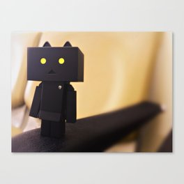 night bot Canvas Print