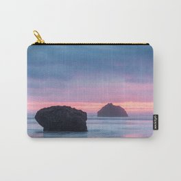 Hug Point, Oregon at Sunset Carry-All Pouch