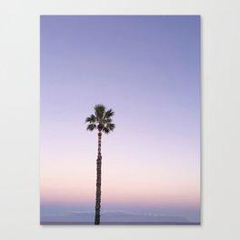 Stand out - ombré violet Canvas Print