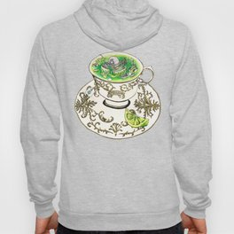 A Nice Hot Cup of Mitochondria Hoody