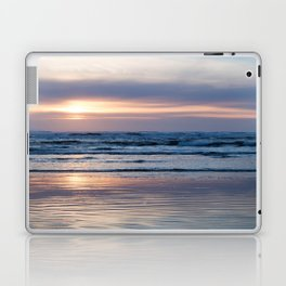 Beach Glow Laptop & iPad Skin