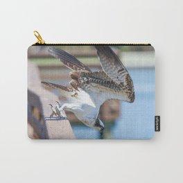 Feeding Osprey Carry-All Pouch