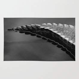 Gator Tail Rug