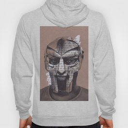 MF DOOM Portrait Hoody