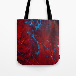 Inflamed Tote Bag