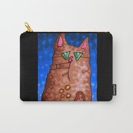 Cat City. Fish 'n' mice shop. Carry-All Pouch