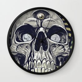The Third Eye Wall Clock